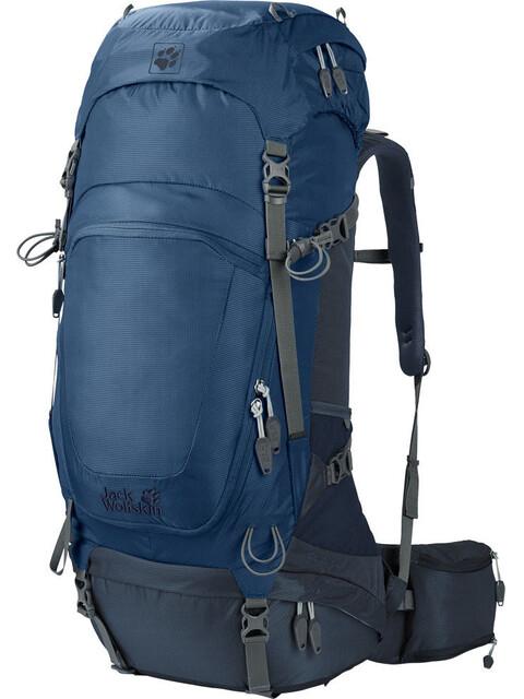 Jack Wolfskin Highland Trail 48 rugzak blauw